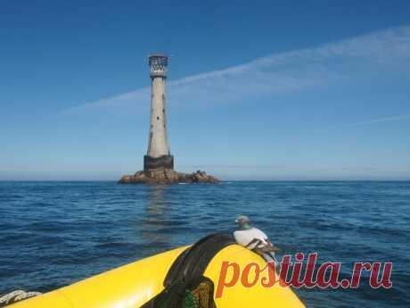 Мечтаете об отдыхе на острове? Как насчет местечка Бишоп-Рок?