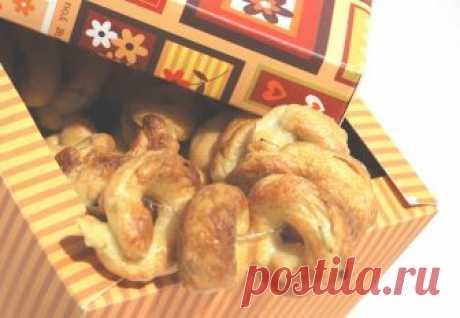 Таралли-итальянские сушки для аперитива: pratina