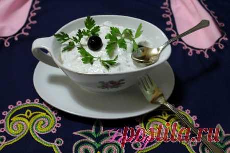 Самый вкусный в мире соус Цацики – фото рецепт