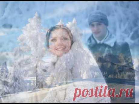 Снег кружится ВИА Пламя Сергей Березин Лидия Козлова