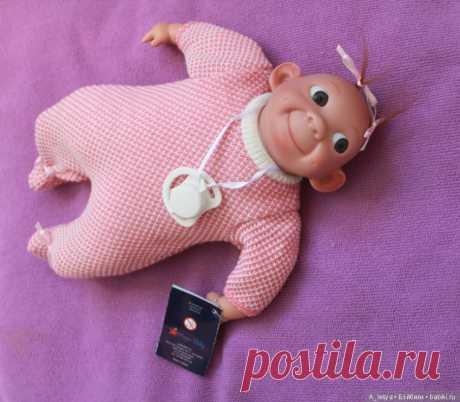 Куколка от испанского производителя Lamagik / Игровые куклы / Шопик. Продать купить куклу / Бэйбики. Куклы фото. Одежда для кукол