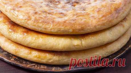 Вот такими должны быть Осетинские пироги! | Шеф-повар Василий Емельяненко | Яндекс Дзен