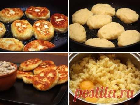 Картофельные котлеты Картофельные котлеты. Это очень хороший и простой способ разнообразить ваш стол, если вы предпочитаете картофель другим видам гарниров. Мне кажется, что такие вот простые домашние рецепты