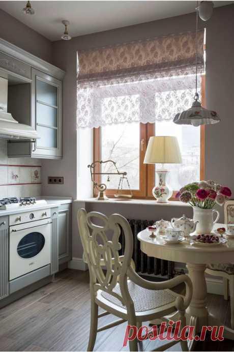 Необычные идеи для оформления окна на кухне: 5 интересных решений со шторами - Квартира, дом, дача - медиаплатформа МирТесен