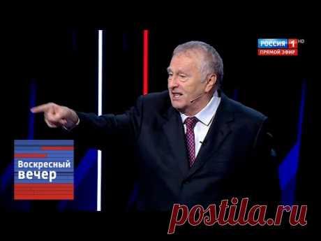 """""""Это будет хуже Сирии!"""": Жириновский рассказал о выгоде Турции в карабахском конфликте"""