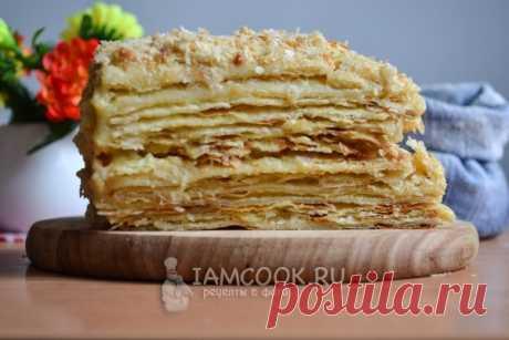 Постный крем для торта — рецепт с пошаговыми фото и видео