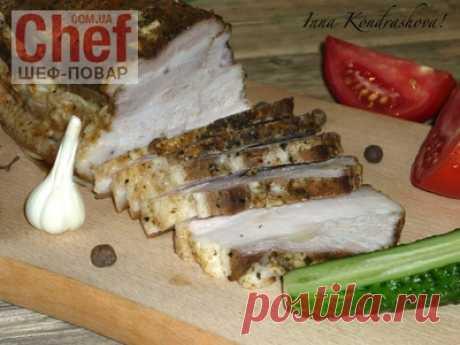 Сало, вареное в пакете / Закуски / Рецепты / Шеф-повар – простые и вкусные кулинарные рецепты, фото-рецепты, видео-рецепты