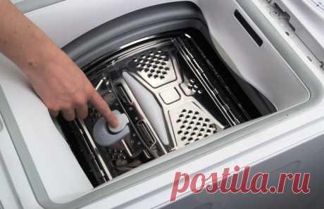Как почистить стиральную машину: обзор эффективных средств