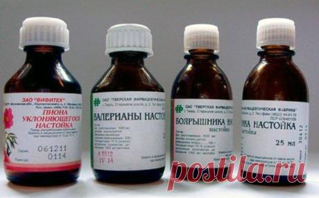 Коктейль от тромбов - Интересный блог Народная медицина предлагает универсальный коктейль от многих заболеваний. Нужно смешать в одной бутылке (желательно тёмного стекла) аптечные настойки: