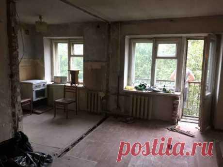 Ремонт в купленной квартире в старом доме: на чем можно экономить, а на чем нельзя — Строительство и отделка — полезные советы от специалистов