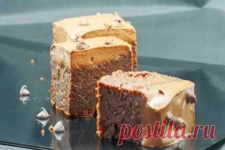 Шоколадно-ореховое чудо без муки в духовке, рецепт с фото   Вкусные кулинарные рецепты
