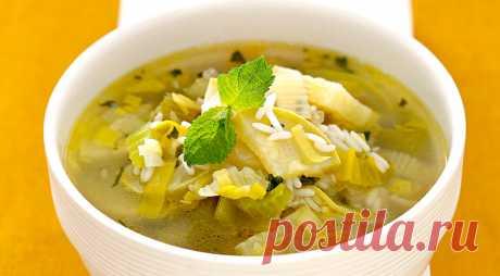 Суп из сельдерея рецепты приготовления