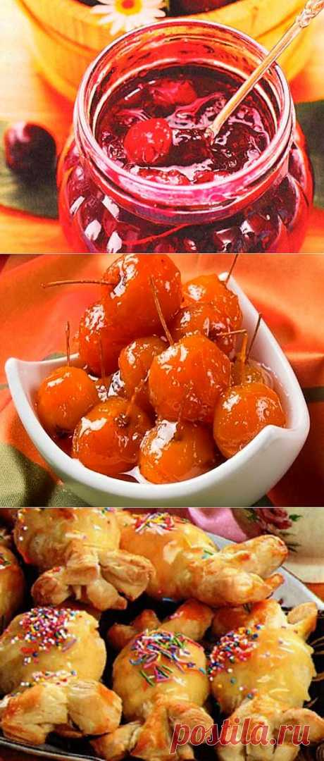Лучшие фруктовые десерты