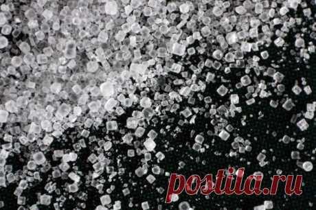 Использование поваренной соли в хозяйстве: 15 способов — Полезные советы