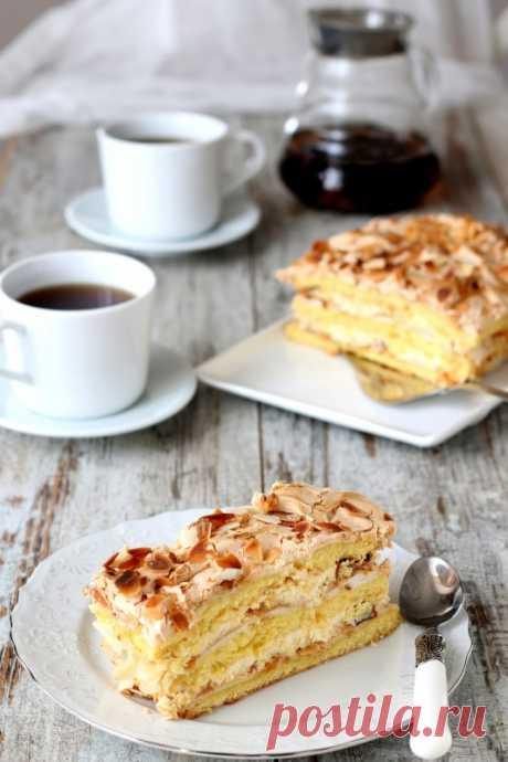 Норвежский торт - На этой кухне многие ели. Некоторые до сих пор живы — LiveJournal