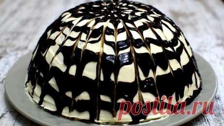 Торт ПАНЧО без выпечки с ананасами.