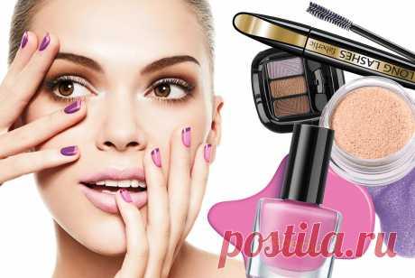 Модный макияж в розовых тонах.Подчеркнутая натуральность в сочетании с нежными лиловыми отблесками – делаем свежий и ненавязчивый мейк-ап на каждый день!