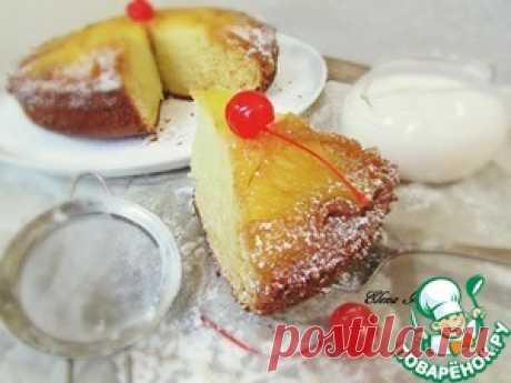 El pastel de piña de Bri Hodzh (mirar obligatoriamente los comentarios)