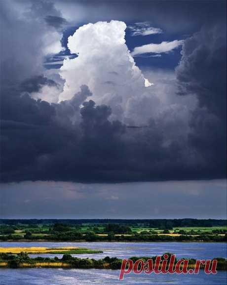 Красота облаков.