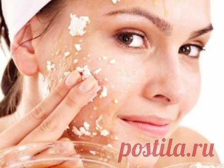 Рецепт очищения кожи. Умывание овсянкой