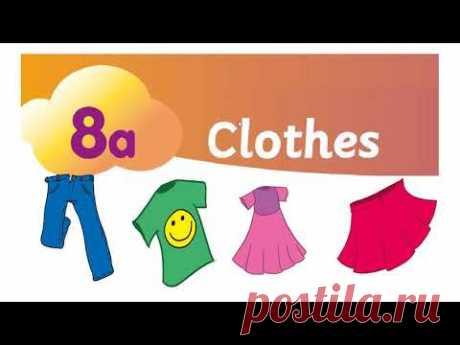 """8a Smart junior 2 """"Clothes"""" (старе відео_весна 2020)"""