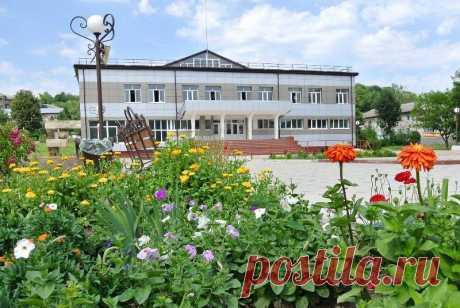 En la región Urupsky había una Escuela de las artes.