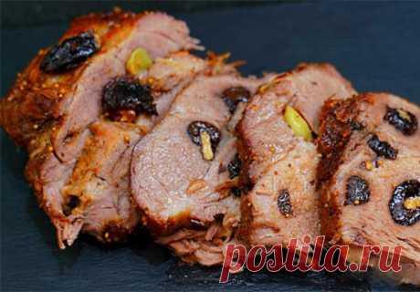 Пряная свинина на праздничный стол