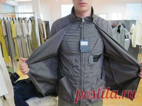 Необычная мужская куртка
