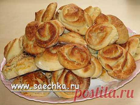 Творожные булочки | Saechka.Ru - рецепты с фото