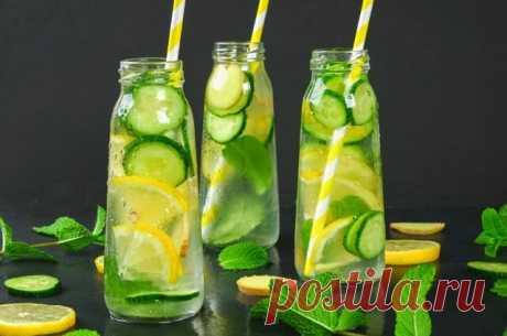 один из секретов вкусного лимонада.
