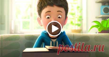 «Подарок» – великолепный короткометражный мультфильм, собравший более 50 всевозможных наград и показанный на 180-ти фестивалях. Действительно стоит посмотреть!