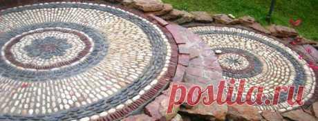 Укладка декоративного искуственного и природного камня: технология работ