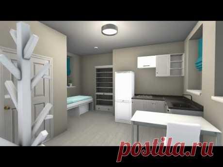 HOUSE FLIPPER - Продаем первый дом - СТРИМ #4
