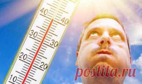 Несколько простых, но эффективных способов пережить невыносимую летнюю жару