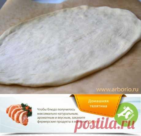 Тесто для пиццы за 10 минут. | Кулинарные заметки Алексея Онегина