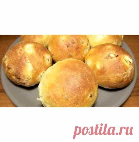 Капустные булочки Рецепт капустных булочек — доступно и без заморочек