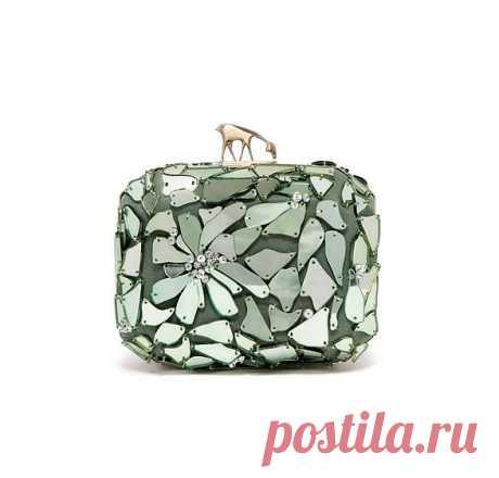 Как обновить клатч / Сумки, клатчи, чемоданы / Модный сайт о стильной переделке одежды и интерьера