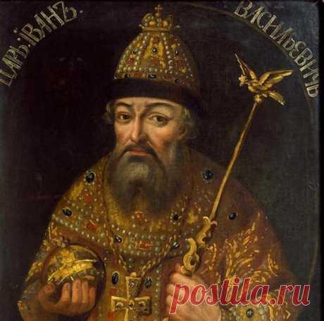 Послание шведскому королю Юхану III 1573 года от Ивана IV Васильевича.