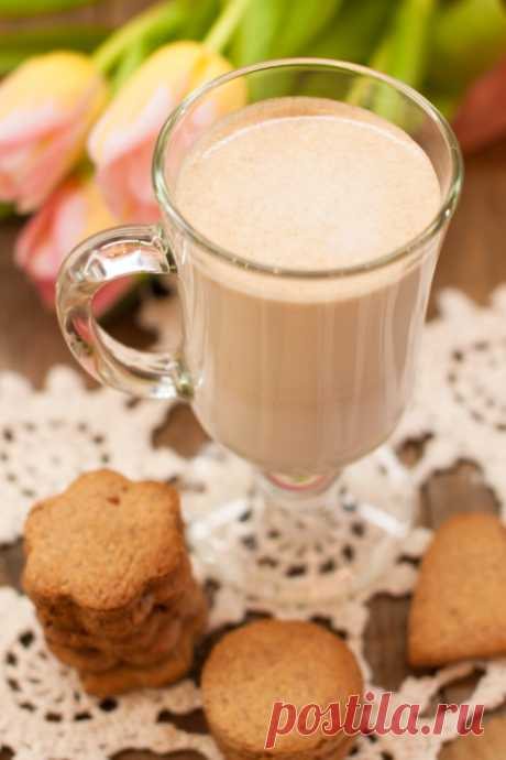 Oat milk - the recipe with a photo