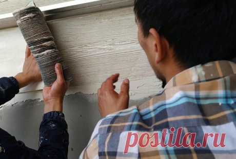 Как с помощью декоративной штукатурки сделать покрытие под дерево — Строительство и отделка — полезные советы от специалистов
