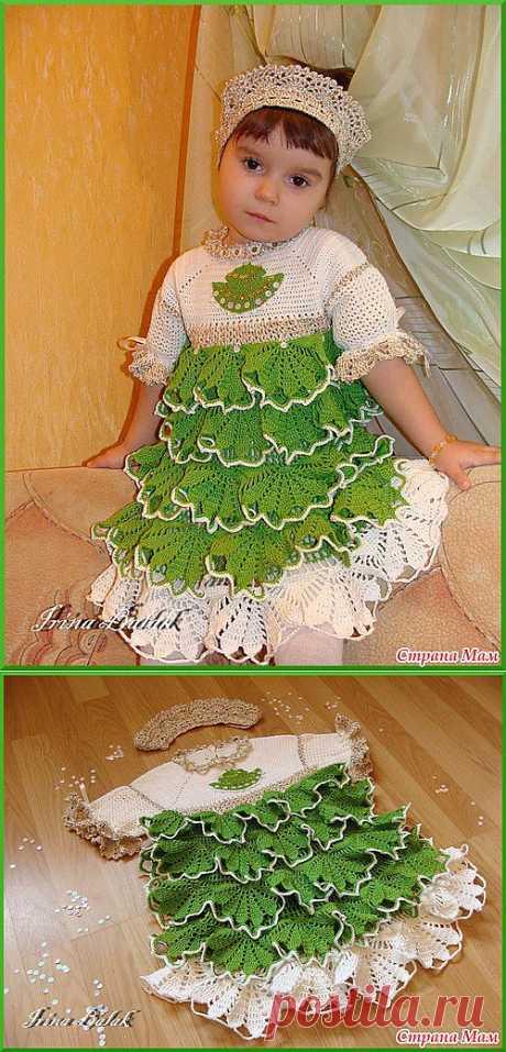 """Ёлочка&quot dress;."