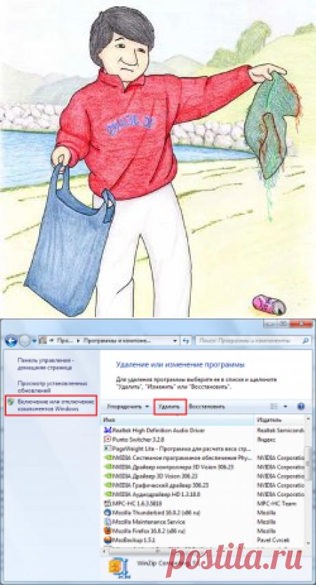 Como quitar los programas innecesarios del ordenador por completo\u000d\u000aDel tema el ordenador para las teteras.