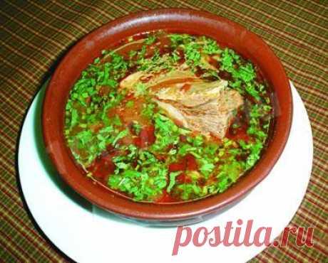 Рисово-овощной суп из баранины рецепт с фото - 1000.menu