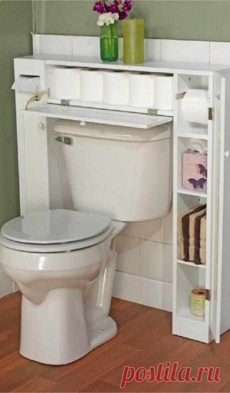 Оформляем ванную комнату с умом  Идеи для вашего интерьера
