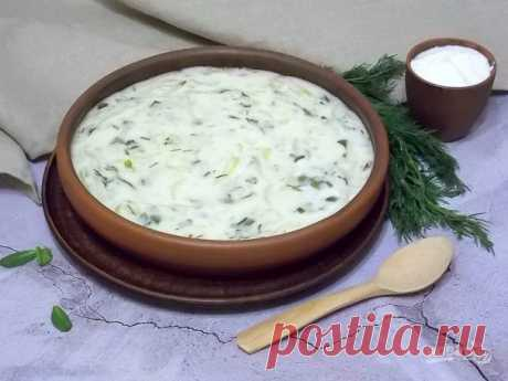 "Армянский суп ""Спас"" - пошаговый рецепт с фото на Повар.ру"