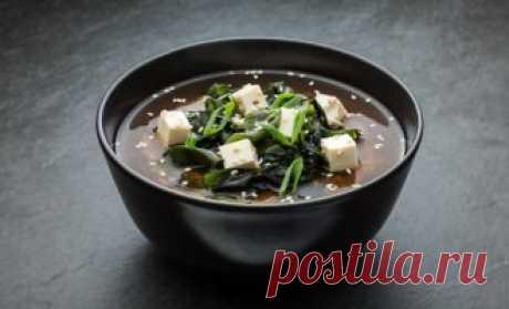 Японский суп мисо и его рецепт  (мисо-широ, или мисо-сиро)