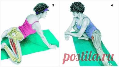 Упражнения на растяжку, которые подарят вам новое тело!