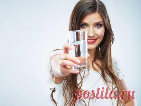 Информация от кардиолога: измените время приема воды … это очень важно! — В РИТМІ ЖИТТЯ