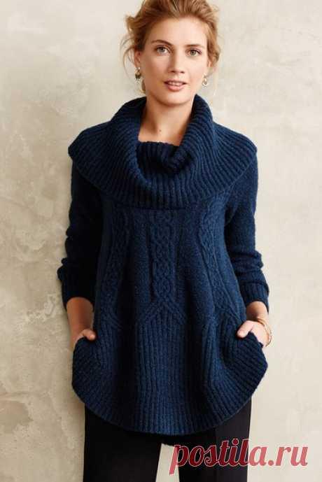 #вязание #мода #пряжа #узоры #спицами #крючком #платья #джемпера #кофты #уроки #юбки #look #схемы