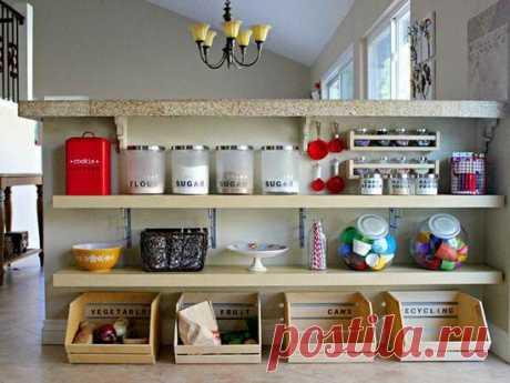 Как навести порядок на кухне: полная инструкция